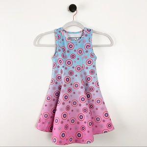 Marvel Captain America Sleeveless Girls Dress